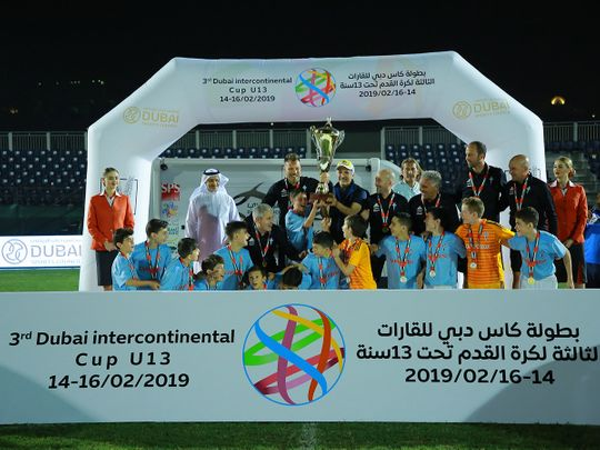DSC U13 winners