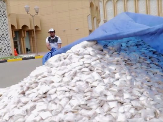 Dubai Police foils bid to smuggle 5.6 tonnes of Captagon