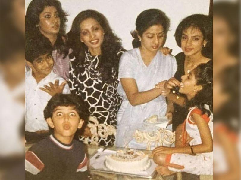 Sridevi group