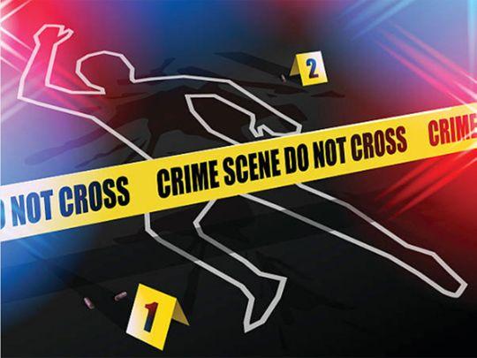 crime scene, police, murder scene