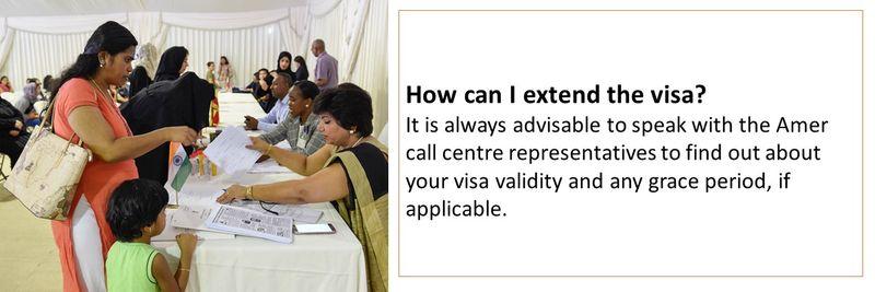 extend visa 16