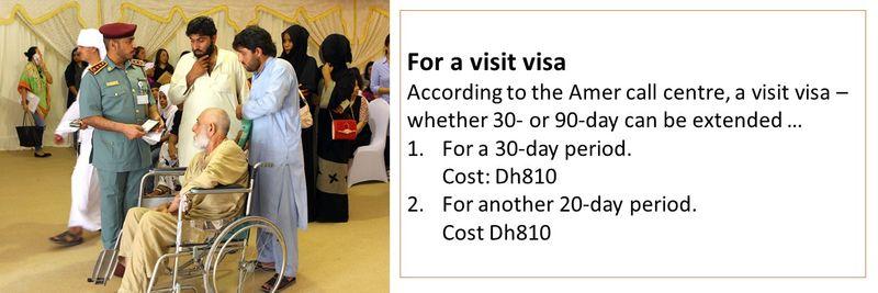extend visa 17