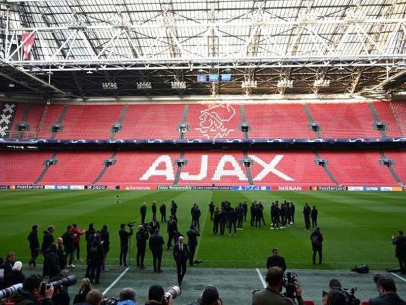 Amsterdam Johan Cruyff Arena Ajax