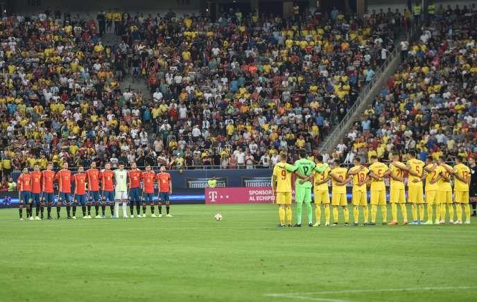 Arena Nationala in Bucharest