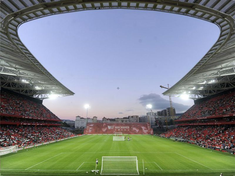 Bilbao Estadio San Mames