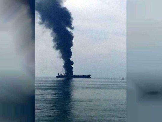 UAE oil tanker fire: Indian mission repatriates one victim's body