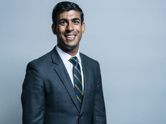 Rishi Sunak UK's new Chancellor of Exchequer