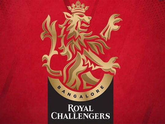 The new RCB logo