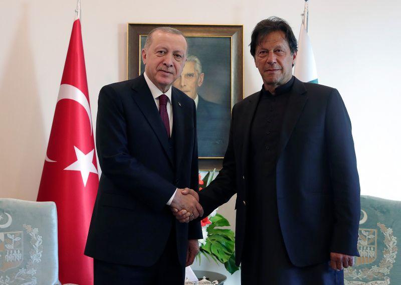 Erdogan Pakistan