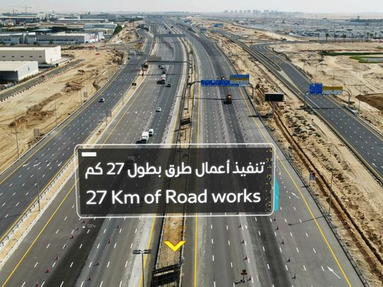RTA opens last two phases of roads leading to Expo