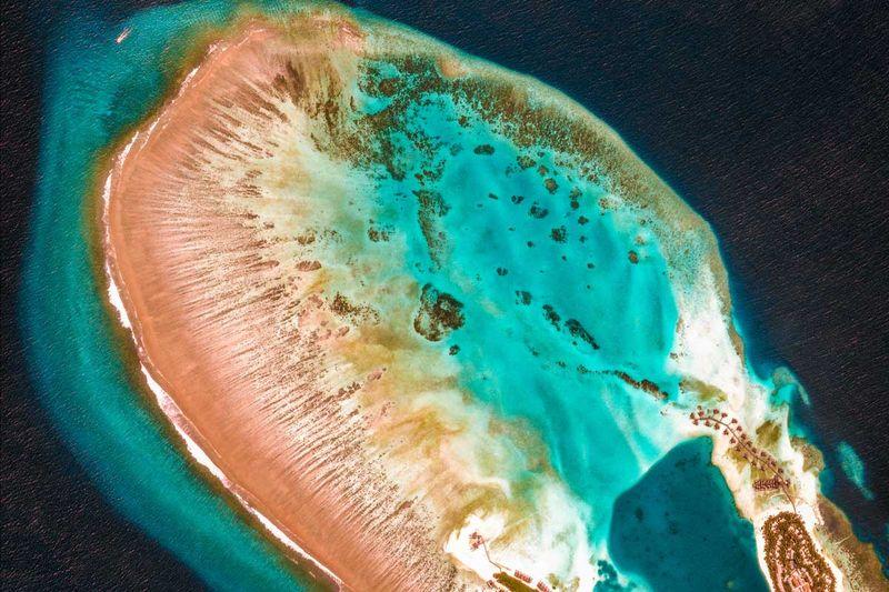 200216 Alifu Dhaalu Atoll, Maldives