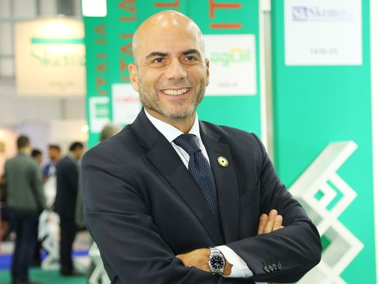 Dr Amedeo Scarpa