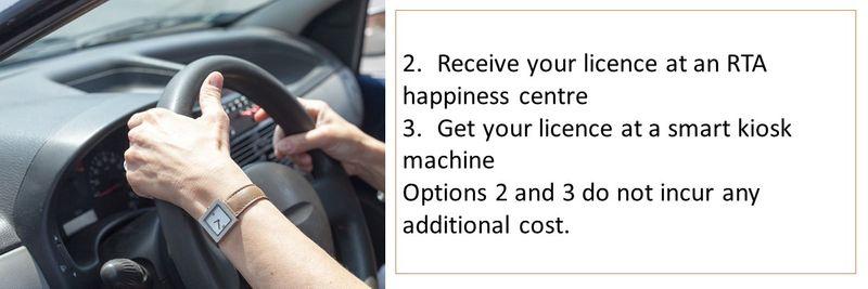 Licence renewal 16