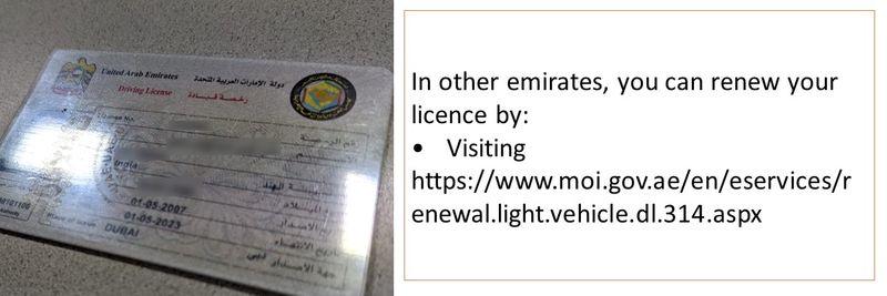 Licence renewal 23