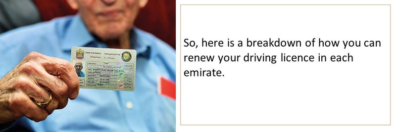 Licence renewal 3