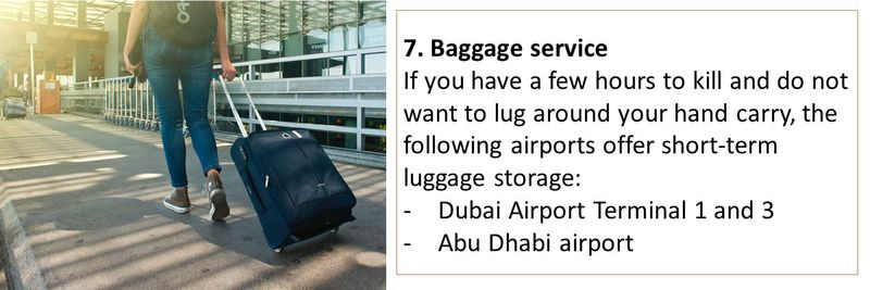 airport services 11
