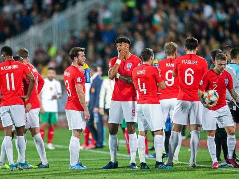 England v Bulgaria stopped due to racism