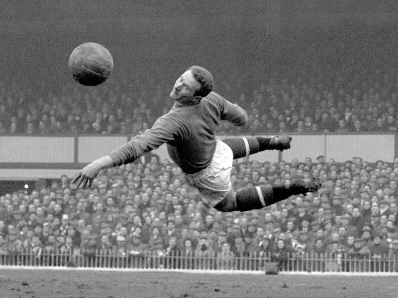 Harry Gregg starred for United in the 1950s and 1960s