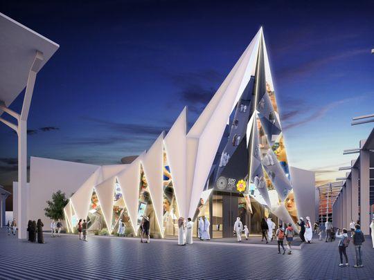 Dubai's Expo Live pavilion to inspire change-makers