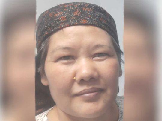 Nepali woman missing