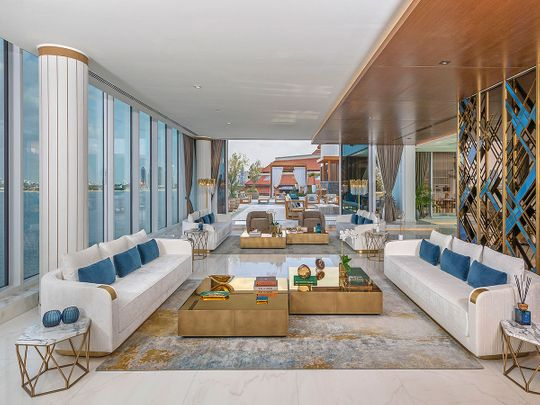 Palma Serenia Living Room