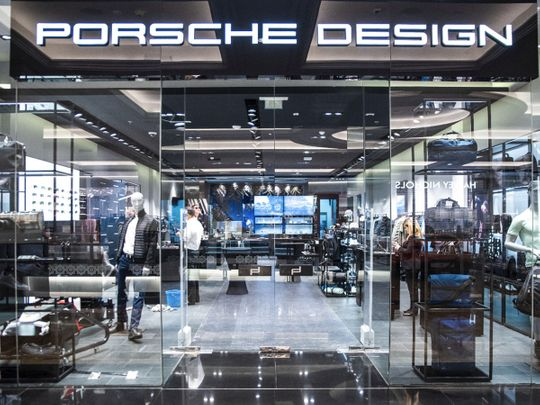 Porsche Design Dubai
