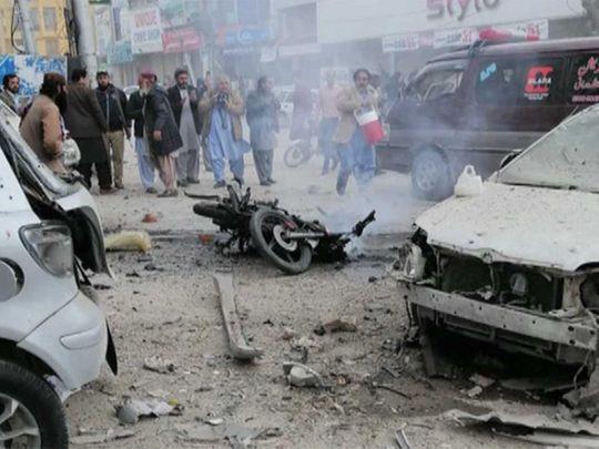 Quetta blas