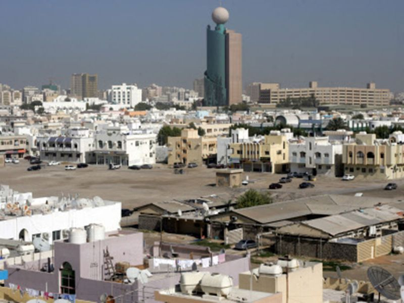 Sharjah rent drop