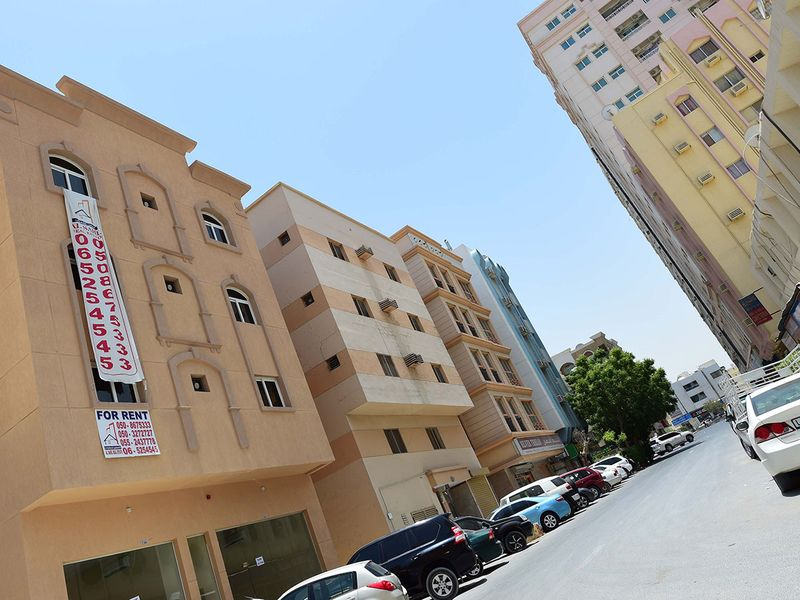 Sharjah rents drop