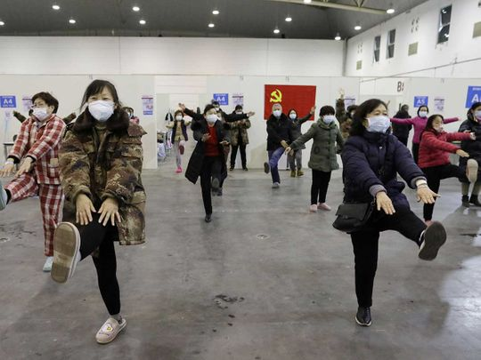 Wuhan dance