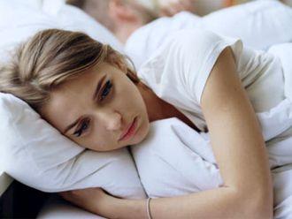 sleeping beauty, sleepless woman