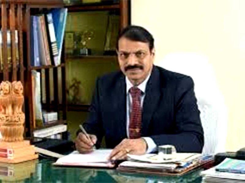 Andhra University vice-chancellor G Nageswara Rao