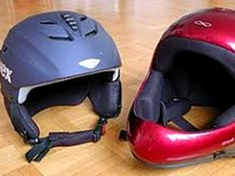 Man fined for not wearing helmet while driving car