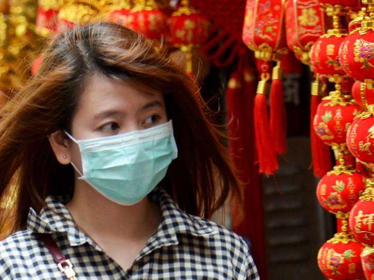 OPN Mask Coronavirus China