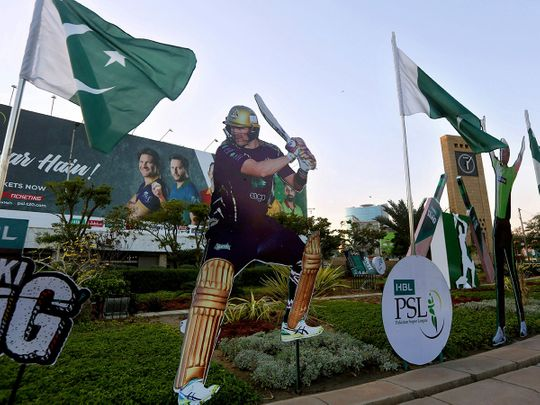 Going back: Upswing in foreigners for Pakistan's T20 league