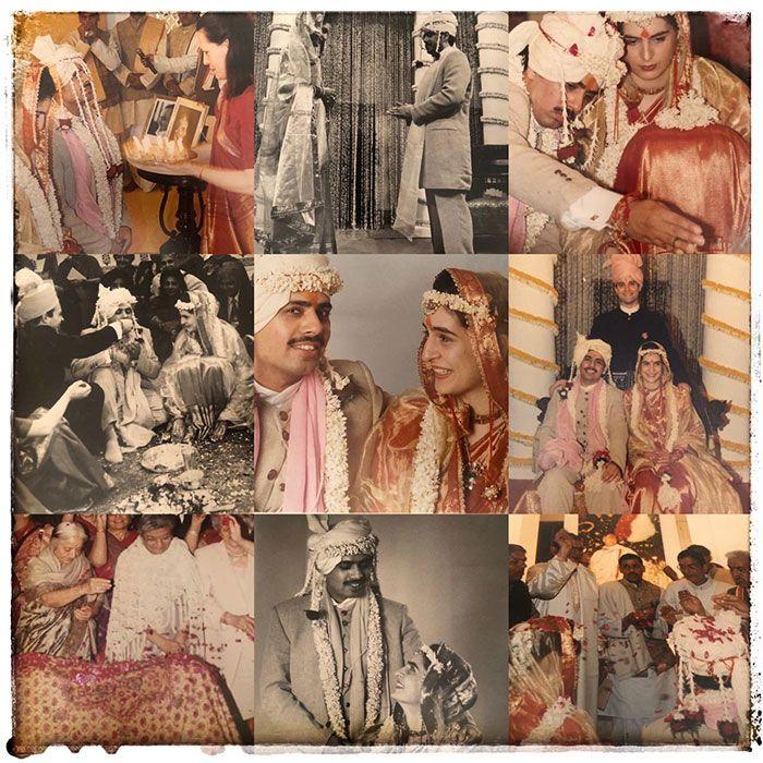 Priyanka Gandhi shares wedding photos on anniversary