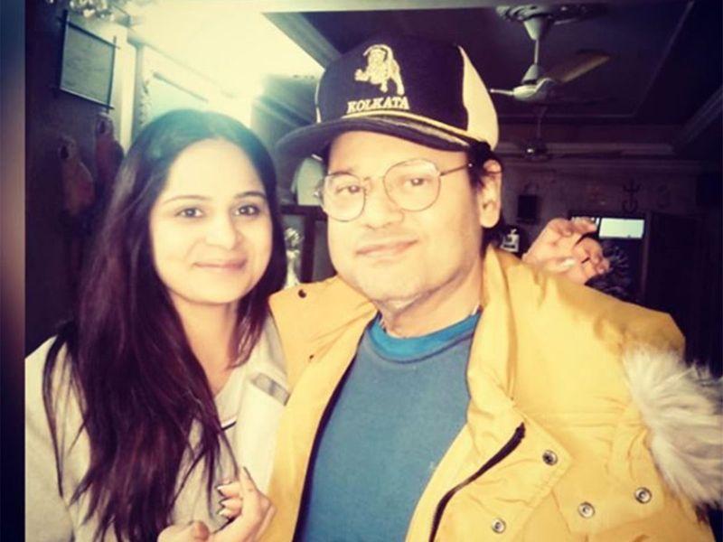 Sohini Paul and Tapas Pal