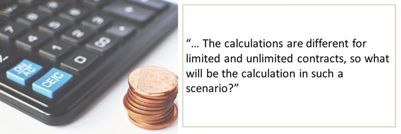 UAE gratuity calculation 2