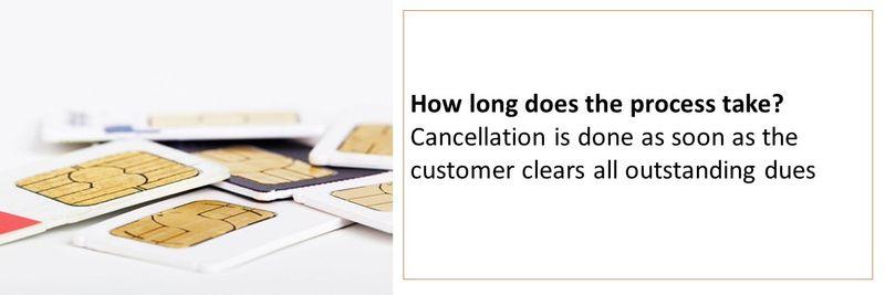 cancel sim 9