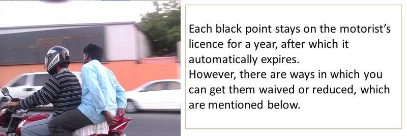Black points 5