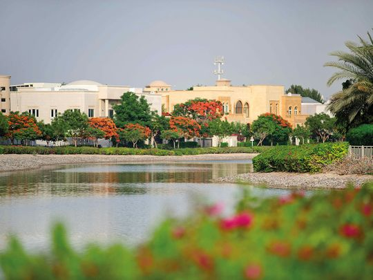 File image of Emirates Hills