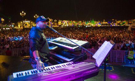 NAT KUWAITI Miami Band @ Global Village 2019-1582109457921