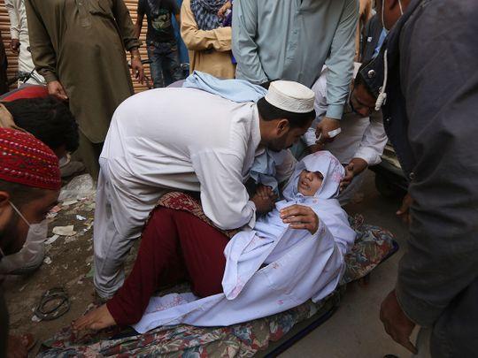 Pakistan probes link between soybean dust and deaths in Karachi | Pakistan  – Gulf News