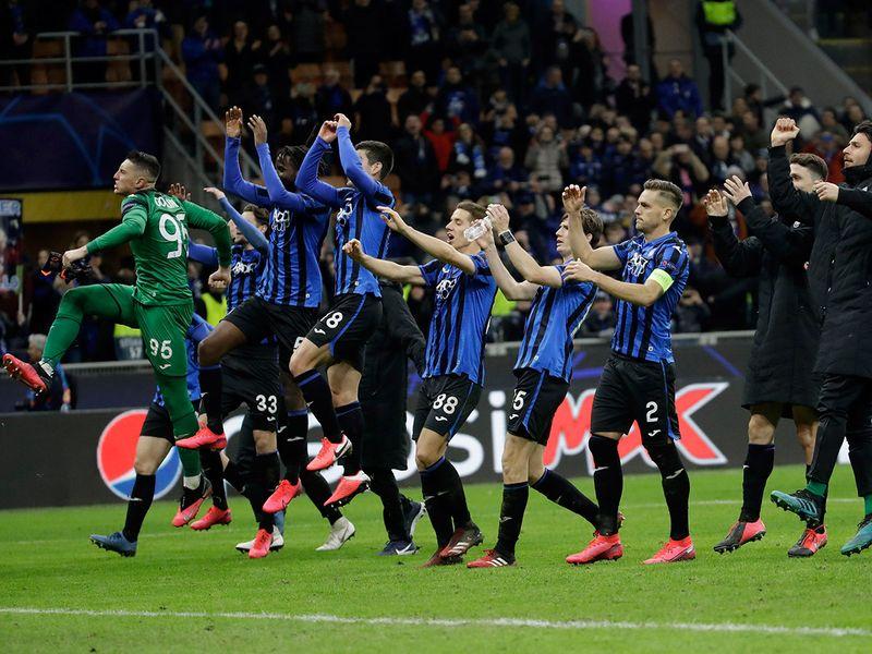 Atalanta defeat Valencia