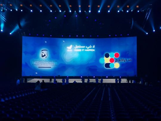 Stage is set for the Arab Hope Awards