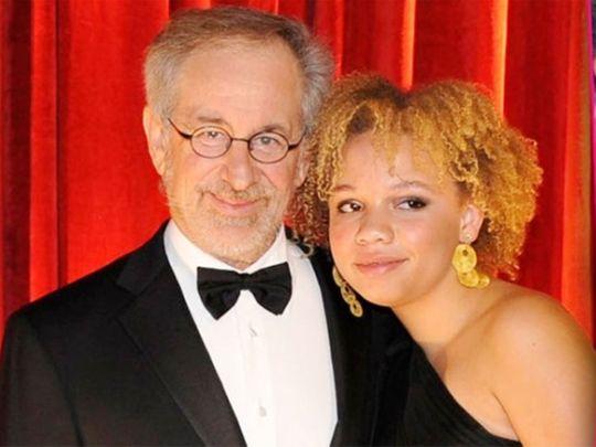 Steven Spielberg's daughter announces career as porn star, stripper