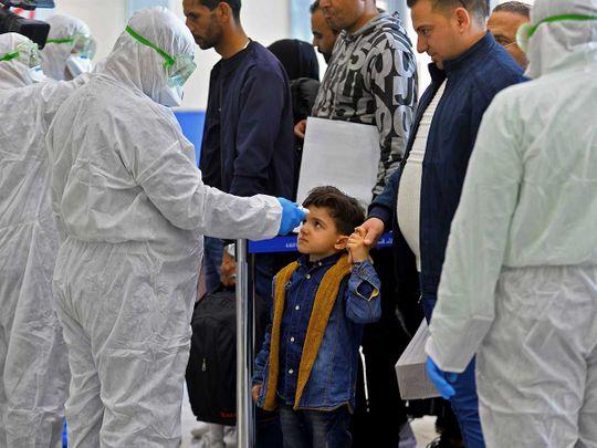 Ira-Iraq virus