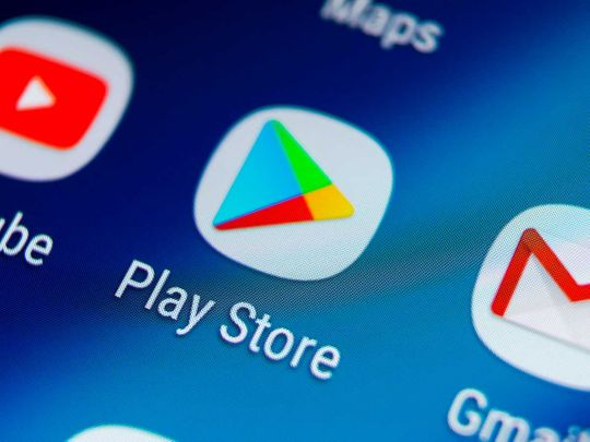 shutterstock_1159513891 Google Play Store. generic