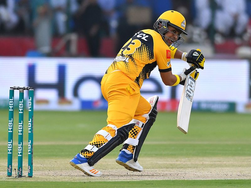 Akmal was ruthless, smashing to all corners of the ground as he neared his century and victory for Peshawar