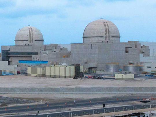Barakah Nuclear Power Plant